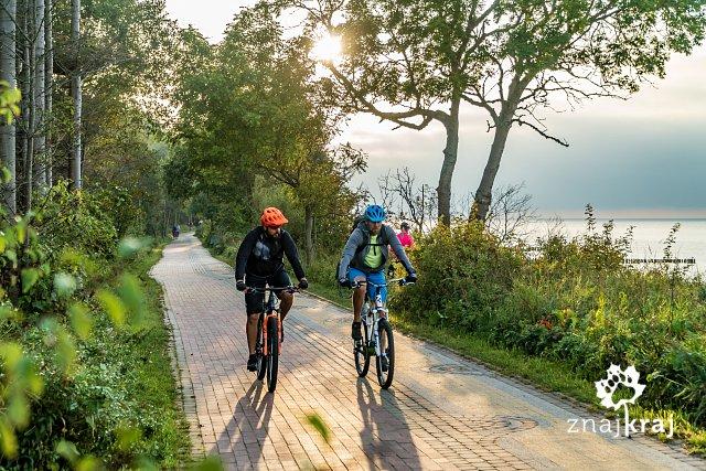 droga-rowerowa-nad-morzem-baltyckim-pomo