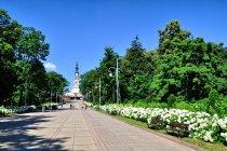 Aleja Najświętszej Maryi Panny w Częstochowie