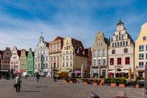 Alter Markt - Stary Rynek w Rostocku
