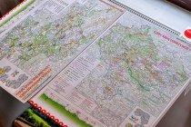 Bezpłatne mapy Green Velo
