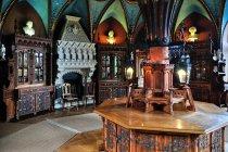 Biblioteka na zamku w Marienburgu