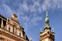Bielsko-Biała - ratusz w Białej