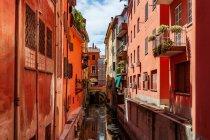 Bolonia jak Wenecja - miejskie kanały