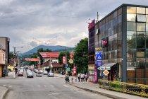 Borsa - centrum miasta