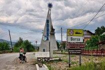 Borsa - wjazd do miasta