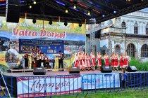 Bukowiński folklor w Watrze Dornie