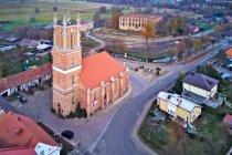 Centrum Słońska z góry