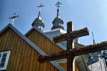Cerkiew greckokatolicka w Gładyszowie