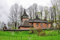 Cerkiew parafialna w Bartnem