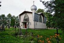 Cerkiew prawosławna w Kruszynianach