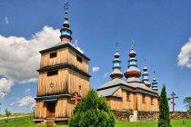 Cerkiew pw. Opieki Matki Bożej w Komańczy