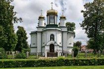 Cerkiew Św. Aleksandra Newskiego w Sokółce