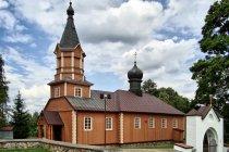 Cerkiew Św. Apostoła Jana Teologa w Mostowlanach