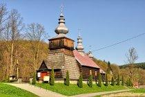 Cerkiew św. Michała Archanioła w Polanach