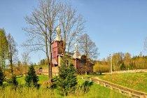 Cerkiew św. Paraskewy w Czyrnej w Beskidzie Niskim