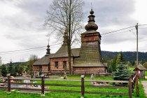 Cerkiew świętych Kosmy i Damiana w Skwirtnem