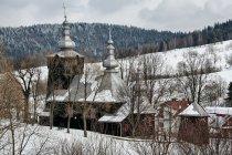 Cerkiew w Banicy koło Izb