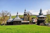 Cerkiew w Bereście w Beskidzie Niskim