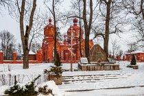 Cerkiew w Białowieży