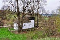 Cerkiew w dolinie Bielicznej