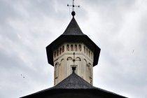 Cerkiew w klasztorze w Watrze Mołdowicy