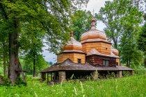 Cerkiew w Piątkowej na Podkarpaciu