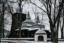 Cerkiew w Uściu Gorlickiem
