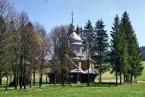 Cerkiew Wniebowstąpienia Pańskiego w Gładyszowie