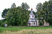 Cerkiew Zaśnięcia NMP w Ostrowiu Północnym
