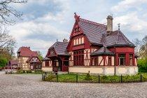 Cesarski dworzec kolejowy w Joachimsthal