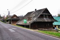 Chata Kawuloka - muzeum w Istebnej