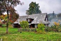 Chata w Beskidzie Śląskim