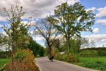 Cicha droga między Kartuzami a Żukowem