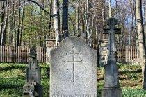Cmentarz dawnej wsi Lipna