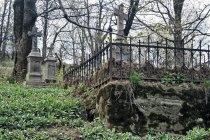 Cmentarz łemkowski w Ciechani
