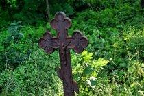 Cmentarz prawosławny przy cerkwi
