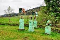 Cmentarz w Czarnej