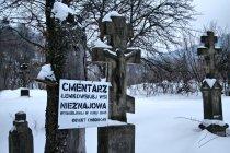 Cmentarz w dawnej Nieznajowej