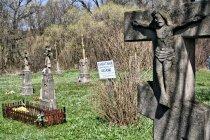 Cmentarz w Długiem