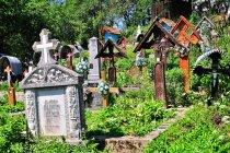 Cmentarz w Ieud