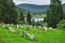 Cmentarz w Kaupanger
