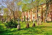 Cmentarz w klasztorze Heiligengrabe