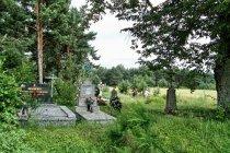 Cmentarz w Mostowlanach