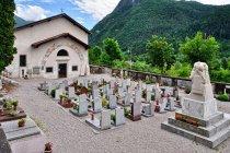 Cmentarz w Preore