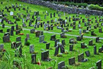 Cmentarz we Fjell