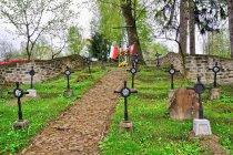 Cmentarz wojenny nr 86 w Ropicy Polskiej