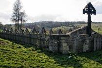 Cmentarz wojskowy nr 5 w Grabiu