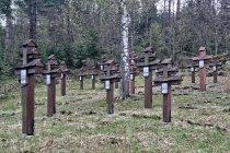 Cmentarz wojskowy w Blechnarce