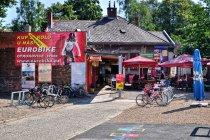 Cyklozahradka - rowerowy przystanek
