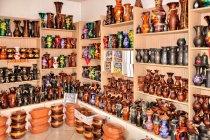 Czarna ceramika - Marginea
